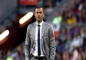 أهداف (برشلونة 4 - إيبار 2) آخر مباراة لإنريكي