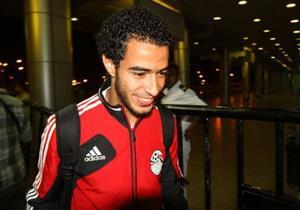عمر جابر: سعيد لعودتي للمنتخب.. والزمالك لم يطلب ضمي