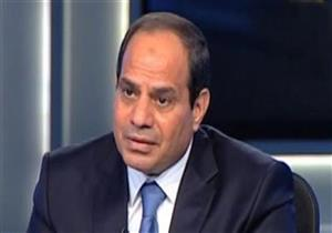 السيسي: الهدف من استهداف الأقباط محاولة كسر الدولة المصرية