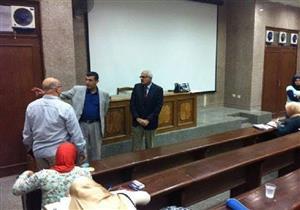 ضبط 74 حالة غش بكليات جامعة المنصورة