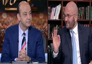 """""""أديب"""" للمرشح الرئاسي المحتمل: """"إيه رأيك في الرئيس السيسي؟""""- فيديو"""