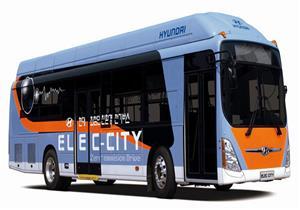 """""""هيونداي موتور"""" تعتزم طرح حافلة كهربائية جديدة في هذا التوقيت"""