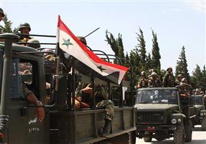 الجيش السوري ينقذ طيارًا أسقط التحالف الدولي طائرته