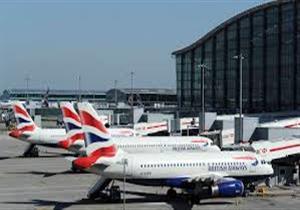 استمرار تعطل رحلات شركة الخطوط الجوية البريطانية