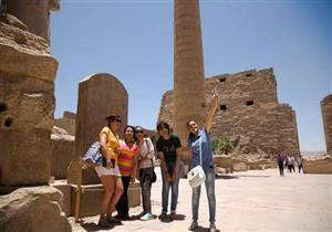 21% نسبة الإشغال السياحي بالأقصر
