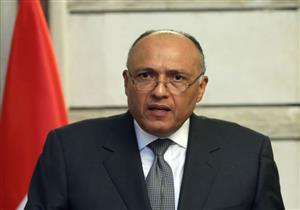 """شكري: غاراتنا على ليبيا """"دفاع عن النفس"""" .. وعلاقتنا بروسيا متميزة"""
