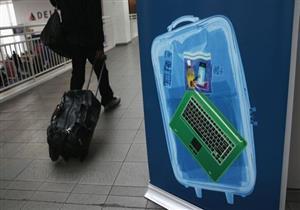 أمريكا: ربما يتم توسيع قرار حظر الكمبيوتر المحمول ليشمل رحلات الطيران الدولية