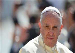 """البابا فرانسيس يصلي على ضحايا المنيا: """"شهداء لم يتخلوا عن إيمانهم"""""""