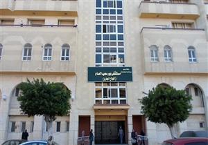 بالأسماء.. مستشفى بورسعيد يتسلم 3 جثامين  لضحايا مركب دمياط