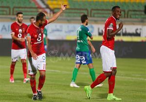مباراة مصر للمقاصة والأهلي بالأسبوع 30 من الدوري
