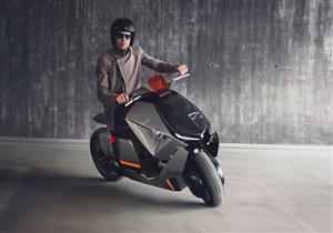 بي إم دبليو تكشف عن دراجة اختبارية جديدة - صور