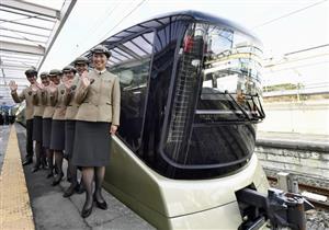 بالفيديو- في كوكب اليابان.. قطار 7 نجوم.. وهذا سعر تذكرته