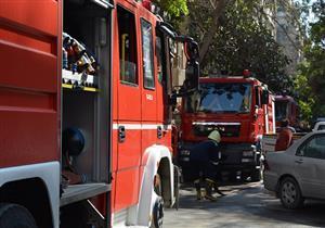 السيطرة على حريق بوحدة سكنية في الإسماعيلية