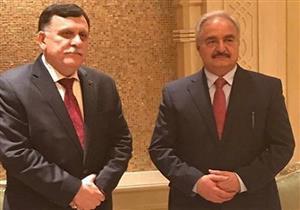 """""""التعاون الإسلامي"""": لقاء """"السراج وحفتر"""" في أبو ظبي خطوة إيجابية"""