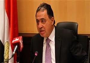 وزير الصحة : ٢٢٤٠ سيارة إسعاف مجهزة وطائرتان مروحيتان و غرفة أزمات وطوارىء خلال العيد