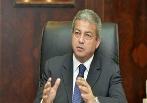 وزير الشباب: الرياضة في مصر تواجه إشكاليات كبيرة