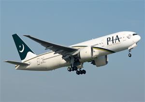 سيدة تضع حملها على متن طائرة كانت تنقلها من السعودية إلى باكستان