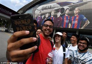 صحيفة: قميص برشلونة في السعودية يعرضك للسجن 15 عامًا!
