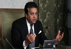 وزير التعليم العالي: إعداد قاعدة بيانات لتسجيل القدرات البشرية بالجامعات