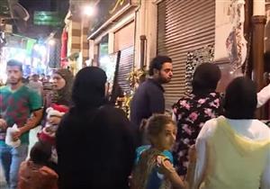 """رد فعل المصريين على سؤال: """"أمك اسمها ايه؟"""""""