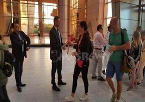 وصول أول رحلة طيران من التشيك لشرم الشيخ منذ سقوط الطائرة الروسية