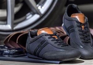 """أستون مارتن للسيارات تعلن عن """"حذاء"""" جديد بـ7200 جنيه.. صور"""