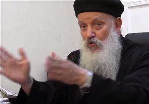بالفيديو - القمص سيرجيوس وكيل عام البطريركية: القضاء على الإرهاب لن يحدث إلا بهذه الطريقة