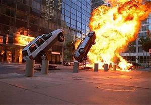 بالفيديو.. تجربة تفجير سيارة تويوتا لاندكروزر المصفحة