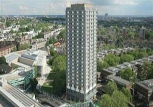 استقالة مسؤول محلي بعد حريق برج جرينفيل في لندن