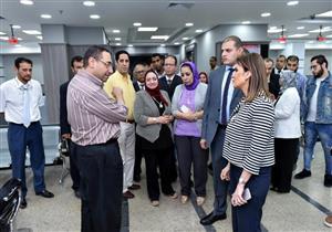 وزارة الاستثمار تطلق مركز اتصالات للتواصل مع المستثمرين
