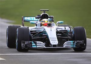 """مرسيدس يأمل الحفاظ على الإيقاع بعد """"الانتصار الكبير"""" في سباق فورمولا-1"""