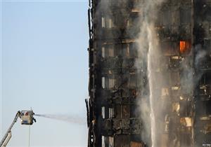 مسئول بريطاني يستقيل من منصبه على خلفية حريق برج لندن