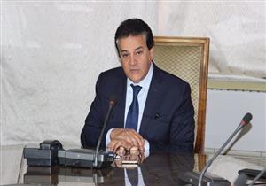 وزير التعليم العالي: خطة لإصلاح التعليم الجامعي تشمل استيعاب الزيادة السكانية