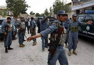 انتهاء هجوم لطالبان على مجمع للشرطة الأفغانية
