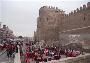 بالصور - في المُعِز.. الفطار في رحاب القاهرة القديمة
