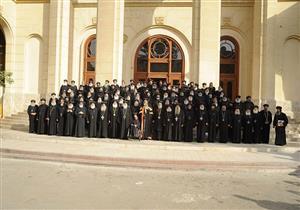 """""""المجمع المقدس"""" يشكر السيسي لإعادة رفات شهداء ليبيا"""
