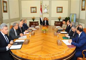 السيسي يبحث مع الحكومة استعدادات لعيد الفطر المبارك