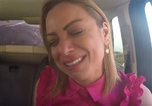 """ريم البارودي تنهار بسبب مقلب هاني رمزي: """"عندي فوبيا والناس بتقول اننا بنمثل"""""""
