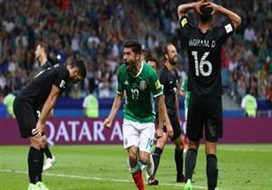 بالفيديو.. المكسيك تفسد مفاجأة نيوزيلندا وتطيح بها خارج كأس القارات