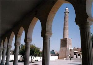 قصة مئذنة الموصل الحدباء التي شهدت ظهور داعش ونهايته