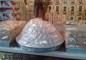 """بالصور.. بسبب الأسعار.. كساد سوق """"الكعك والبسكويت"""" بكفر الشيخ"""