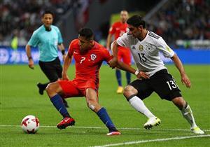 بالفيديو.. تعادل مثير بين ألمانيا وتشيلي بكأس القارات