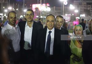 بالصور- الأعضاء الجدد بنقابة الصحفيين يؤدون القسم المهني في نادي شباب الجزيرة