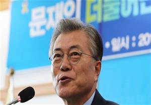الرئيس الكوري الجنوبي يشرف على إطلاق صاروخ باليستي
