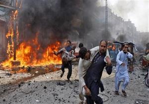 انفجاران يقتلان 15 شخصًا بمنطقة شيعية في باكستان