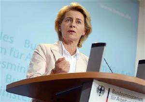 وزيرة الدفاع الألمانية تفتتح مركزا جديدا للأمن الإلكتروني