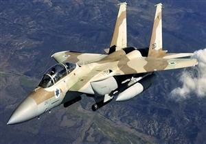 غارة إسرائيلية على سوريا ردا على إطلاق قذائف