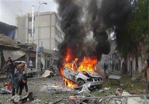 """مقتل 15 شخصا على الأقل في انفجار سيارة مفخخة في """"إدلب"""" السورية"""