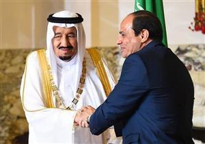 السيسي يهنئ ملك السعودية بحلول عيد الفطر المبارك