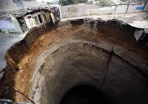 انهيار أرضى يتسبب في دفن أكثر من 100 شخص أحياء جنوب غرب الصين